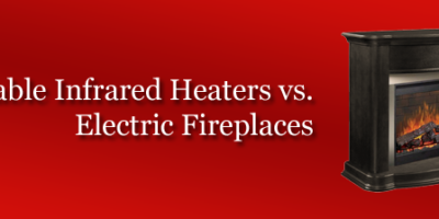 Are Electric Fireplaces Safer Than Space Heaters