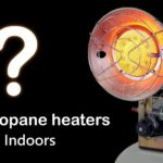 Is It safe to use propane heater in tents and garage